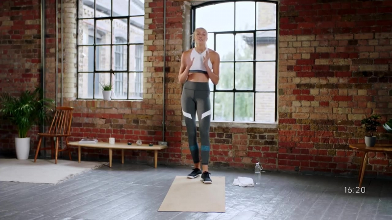 30 min Full Body HIIT with Zanna van Dijk _ adidas women workouts