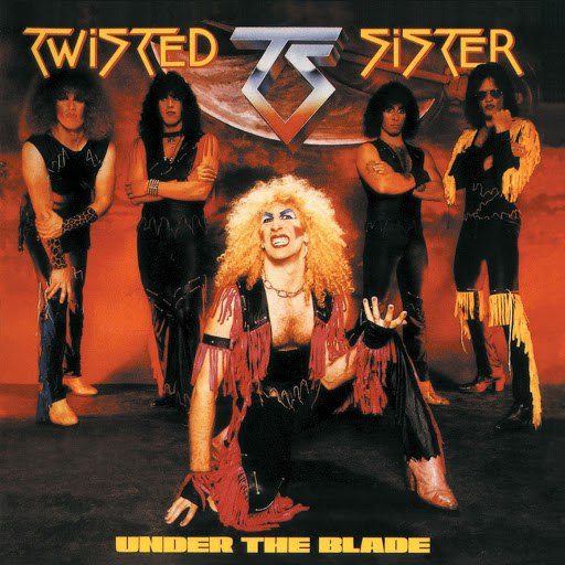 Twisted Sister альбом Under The Blade (1985 Remix)