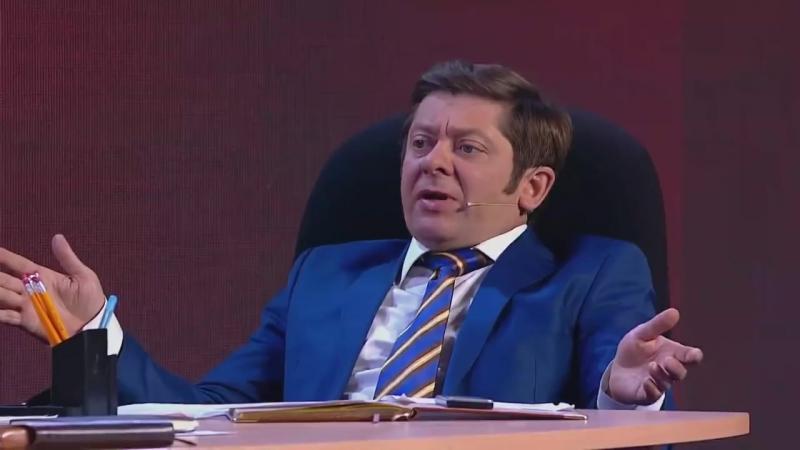 Переписка на совещании - По тещьему велению - Уральские Пельмени (2017)