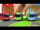 Мультики про машинки Автобус Тайо! День рождения. Игрушки из мультфильма