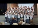 Битва хоров 2018 6с класс