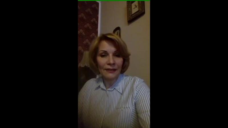 Видео Ирины Шляковой