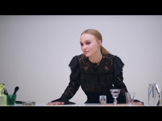 "Лили-Роуз Депп: CHANEL Beauty Talks Episode 6 ""Colourful Character"". Bonus video The Rebel"