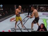 То чувство, когда хочешь постримить UFC
