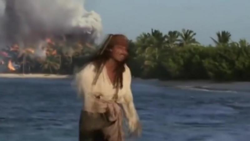 Пираты Карибского Моря (прикол)