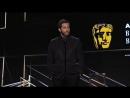 Речь Джейка Джилленхола на BAFTA, адресованная Энгу Ли, 2016 год