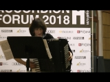 Мария Власова (аккордеон) Святослав Липс (фортепиано) ч2