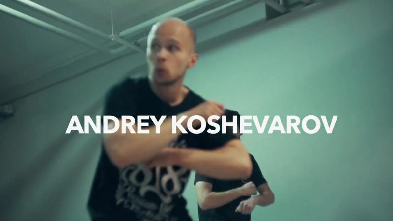 Андрей Кошеваров Hip-hop1