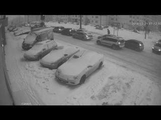 Авария Воронеж 45й стрелковой дивизии
