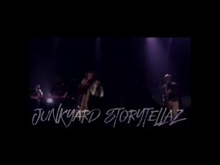 Junkyard Storytellaz - Down In McDonaldz (Electric Six, Эрарта)