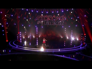 Girl on Fire Angelica Hale Get the Guest GOLDEN BUZZER.mp4