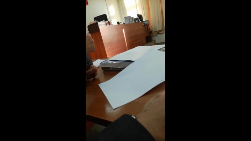 3-е заседание Хорошевский суд судья Ланина Л.Е.