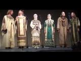 С Востока на Запад.  Ансамбль народной духовной музыки СВЕТИЛЕН