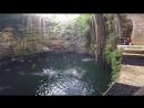 ~ Jump of Faith (Cenote Ik Kil, 2017) ~