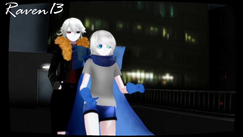 【MMD x UNDERFELL x UNDERSWAP】Talk dirty to me