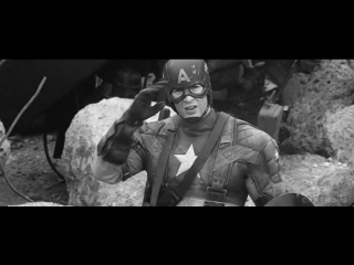 Bucky Barnes Winter Soldier - Friction [Bazinga] Marvel