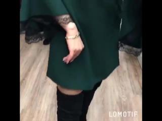 Платье шик