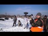 Обзор зимних пейнтбольных шаров DREAM BALL 17.02.2018
