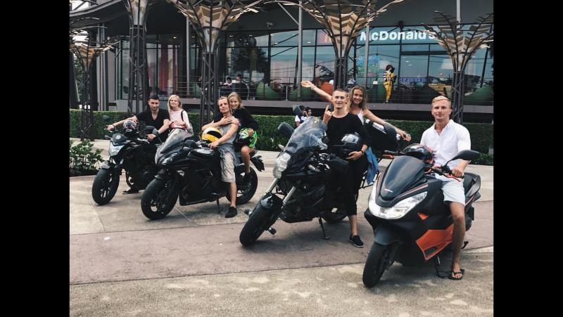 Наше МотоПутешествие на Краби, Кхао Сок
