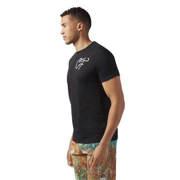 Спортивная футболка Reebok CrossFit Bear