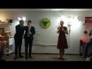 Выступление на песню Леонида Утесова Все хорошо, прекарсная маркиза