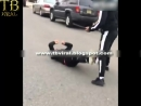 Dude Gets Knocked Out Quickly For Allegedly Spitting In His Baby Mamas Face Video