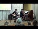 11Концерт ко дню музыки и учителя в ДМШ №6 - Зачем тебя, мой милый, я узнала 4.10.2017 Нижнекамск