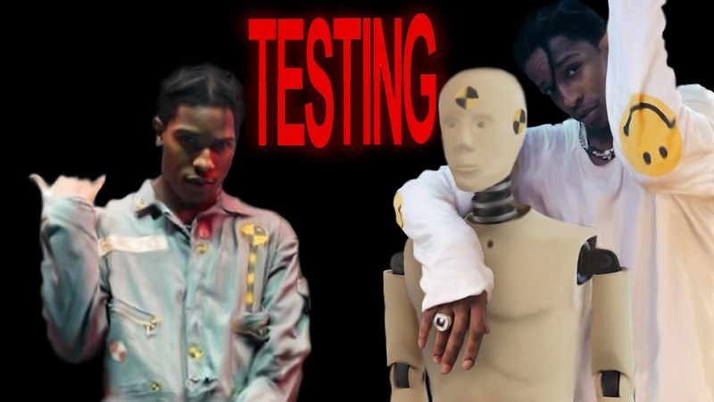A$AP Rocky - I Can Feel The Bass TESTING (Upcoming album) UNRELEASED v1