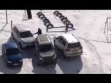 сражение за парковку, или как бывает, но лучше не надо.