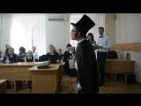 Конкурс чтецов ко Дню лицеиста. Мартынов, 6-А (19.10.2017) ТОТЛ 2