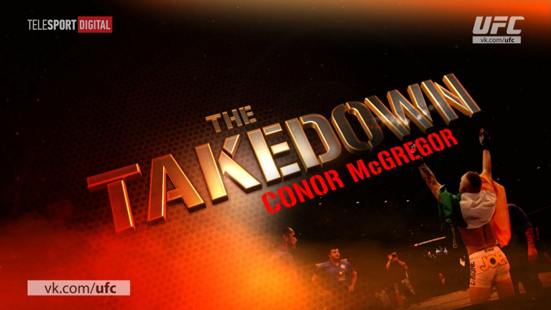The Takedown-McGregors Edge