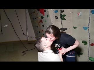 Предложение пары №3 Александр и Елизавета Сулэ #СвадьбавШоколаде