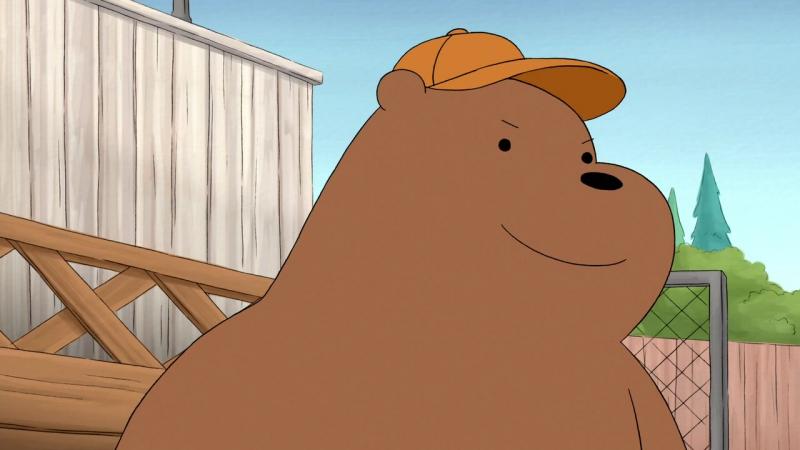 Мы обычные медведи 3 сезон 35 серия Игры рейнджеров - RUS / HD