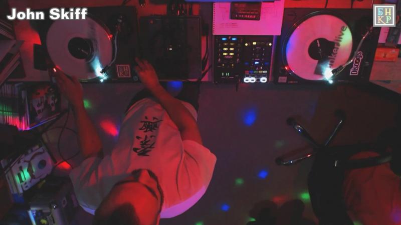 Bunker.live - 2018-01-14 - John Skiff Go!gen