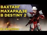 Вахтанг Махарадзе в Destiny 2 #2: Спорим об игре