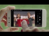 Huawei P10: Уроки по мобильной фотографии от Лионеля Месси