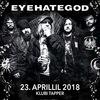 23.04.2018 Eyehategod (USA) в Таллинне!