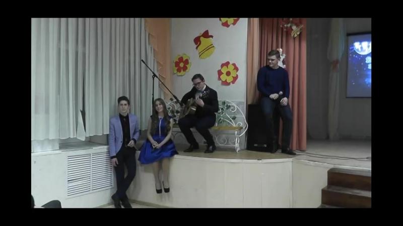 Sweet dreams - Григин Денис, Евсюков Антон, Яковлев Владимир, Литвинова Виктория
