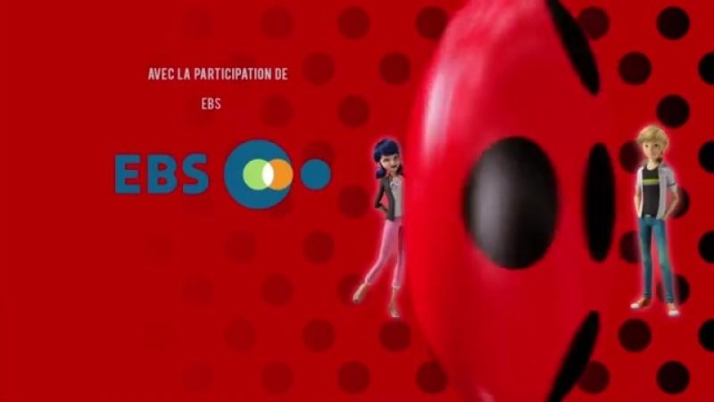 Miraculous: Les Aventures de Ladybug et Chat Noir   Ending (Français)