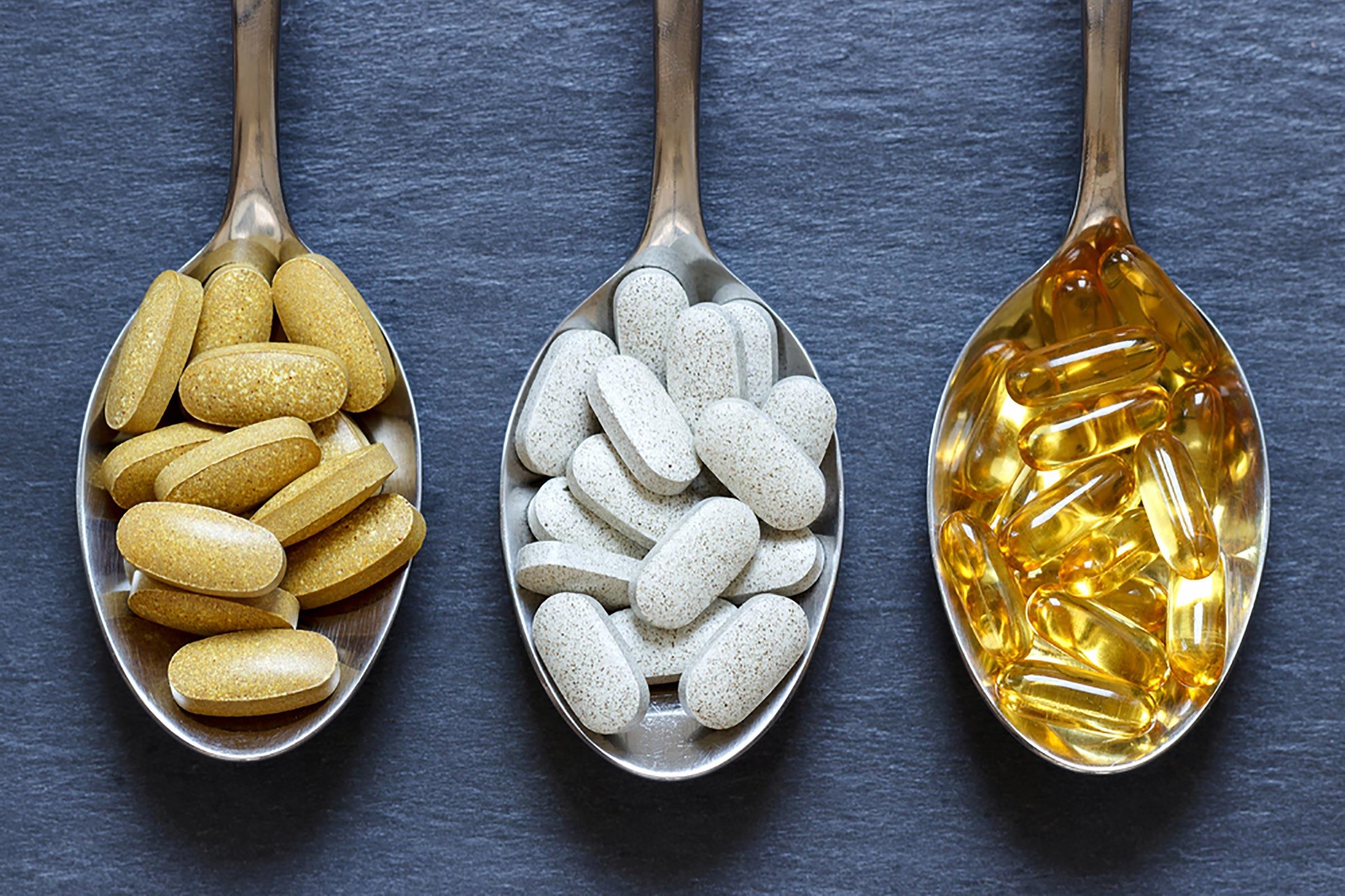 Какие витамины мне нужно принимать?