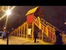 Зимняя горка декабрь 17-март 18 Сквер Комсомольский г. Тюмень