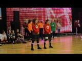 Open Latvian Dance Championship 2018 Hip-Hop Duos Open Class &amp 1st level 2 place