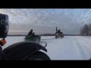 Мото пробег - Зимний Напролом 2018!