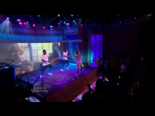 Tinashe – «2 On» - (Live on The Wendy Williams Show *  2015)