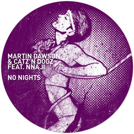 Martin Dawson альбом No Nights (feat. Nnaji)
