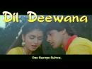 Dil Deewana ¦ Maine Pyar Kiya ¦ Salman Khan Bhagyashree рус суб