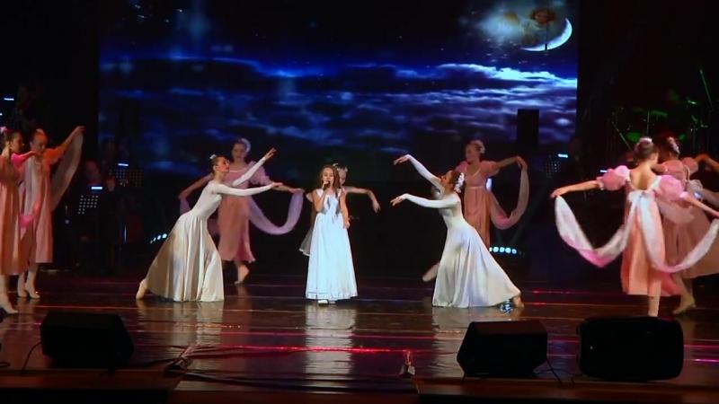 Эвелина Лыгач - Концертный эстрадный оркестр г.Мозыря - Dreamer - Открытие Международного фестиваля