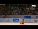 Юлия Бравикова обруч (Квалификация) 2018 Moscow Grand Prix