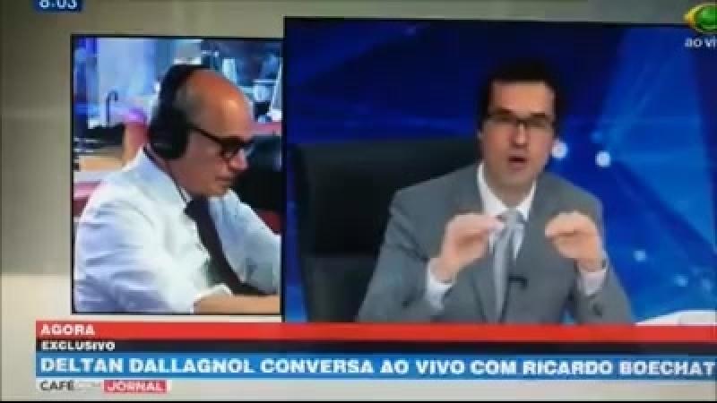 Dallagnol dá desculpa e defende o PSDB em entrevista