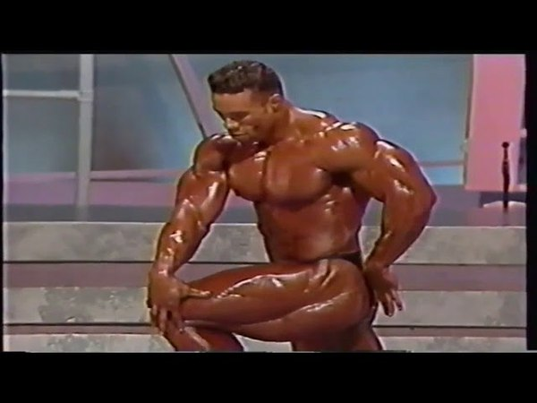 Kevin Levrone hard Work